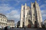 A vendre Nantes Cathédrale Appartement 181m²  avec ascenseur , cave et parking 1/5