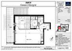 NEUF - CESSON SEVIGNE Résidence INKY - Type 2 avec balcon et parking 2/3