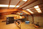 Entrepôts avec mezzanine et maison d'habitation sur plus de 40 000 m² dont 17 000 m² constructibles 4/18