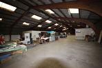 Entrepôts avec mezzanine et maison d'habitation sur plus de 40 000 m² dont 17 000 m² constructibles 11/18