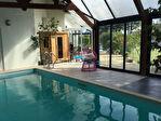 Grande propriété contemporaine avec appartement et piscine couverte, vue mer 6/16