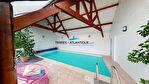 Grande propriété contemporaine avec appartement et piscine couverte, vue mer 14/16