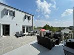 A vendre Couëron Bourg appartement T4 (3 chambres) avec terrasse de 46m² 3/5
