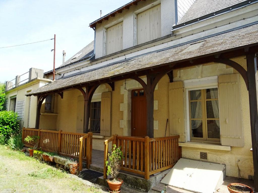 Maison Saint Lambert du Lattay T5