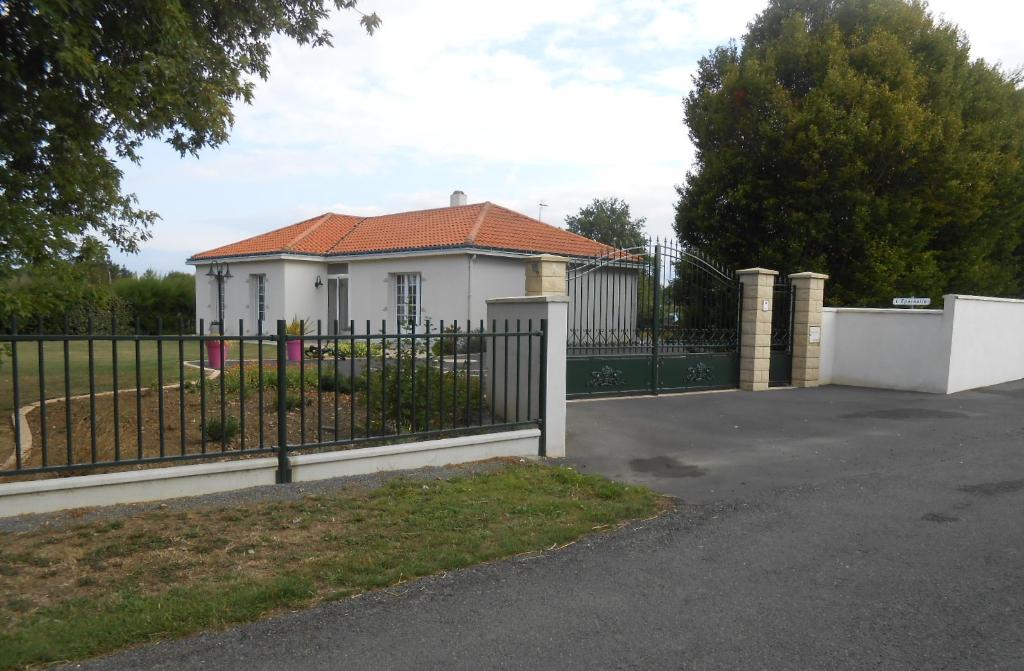 Magnifique pavillon 10mns de Chemillé