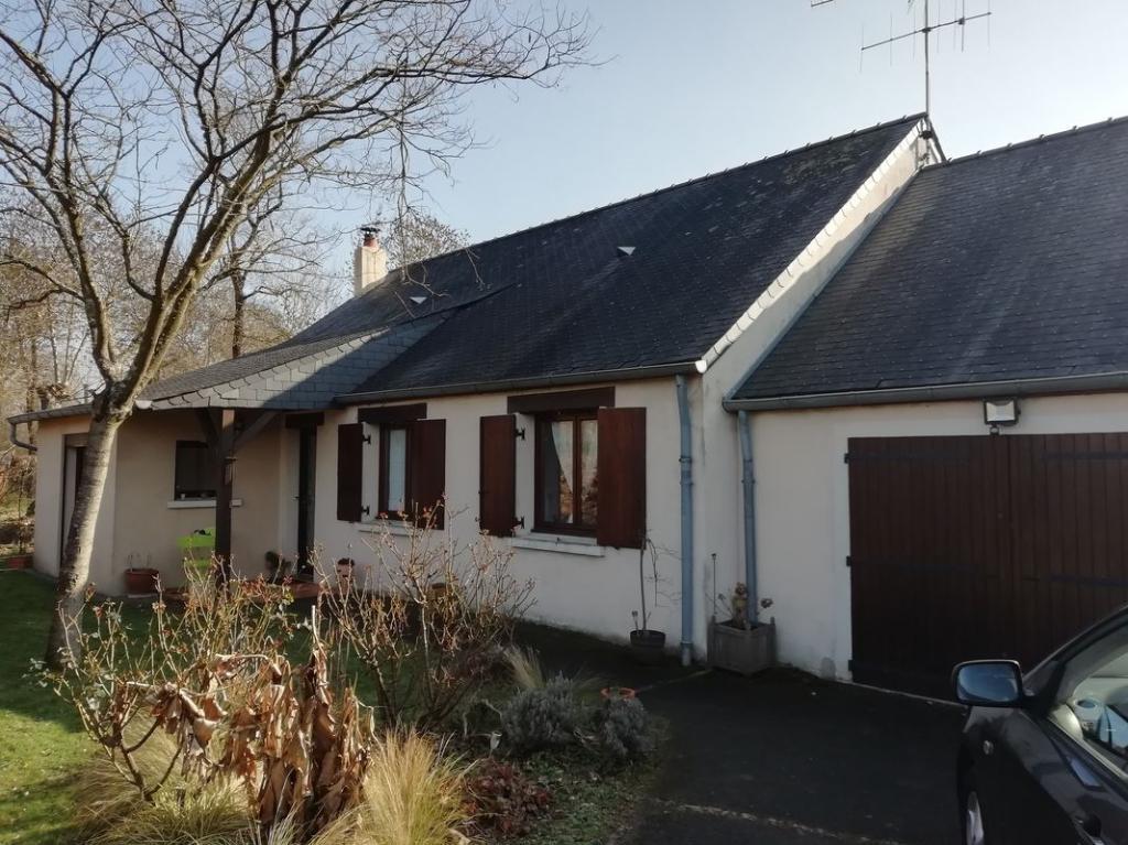 5 pièces 102 m² - Maison Saint Saturnin Sur Loire