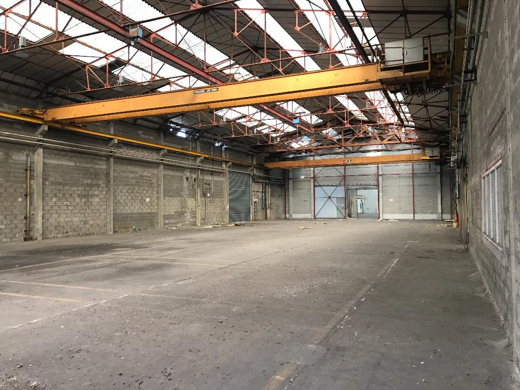 Bâtiment d'activité Angers Nord