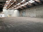 Entrepôt de 700 m2 environ proche des grands axes 2/2