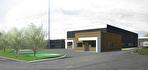 A Louer - Local d'activité Le Mans Nord - 400 m2 1/3