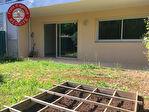 SEILLONS : T2 en rez-de-jardin avec place de parking
