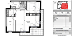 RESIDENCE L'AMIRAL - T3 - A302 - PINEL 3/3