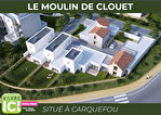 CARQUEFOU - LE MOULIN DE CLOUET - MAISON LOT 3 1/3