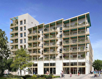 NANTES - RESIDENCE BE GREEN  - PINEL zone B1 - T1BIS 1/2
