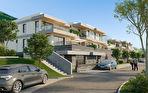 Appartement 3p+c dans résidence neuve à SEYSSINS 2/3