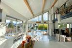 maison contemporaine  7p+c avec piscine SEYSSINS Village 3/6