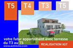 5P+C entre villa et appartement  1/2