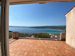 A Saint Cyr sur mer, une maison de type 4 avec piscine et dépendance. Vue mer exceptionnelle. 2/15