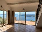 A Saint Cyr sur mer, une maison de type 4 avec piscine et dépendance. Vue mer exceptionnelle. 5/15