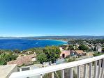 A Saint Cyr sur mer, une maison de type 4 avec piscine et dépendance. Vue mer exceptionnelle. 6/15