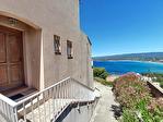A Saint Cyr sur mer, une maison de type 4 avec piscine et dépendance. Vue mer exceptionnelle. 8/15