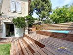 Bas de villa La Ciotat FONSAINTE jardin avec piscine et stationnements 1/12