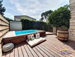 Bas de villa La Ciotat FONSAINTE jardin avec piscine et stationnements 2/12