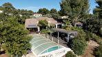 Villa de type 6 de plain pied avec piscine sur 2214m² de terrain 1/17