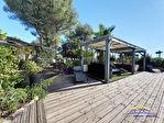 Villa de type 6 de plain pied avec piscine sur 2214m² de terrain 2/17