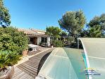Villa de type 6 de plain pied avec piscine sur 2214m² de terrain 4/17