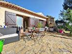 Sur la commune de La Cadière D'Azur, Maison composée de 2 appartements sur un terrain de 2267 m² 1/11