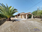 Maison avec garage sur 580 m² en zone agricole 2/12
