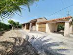 Maison avec garage sur 580 m² en zone agricole 11/12