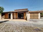 Maison avec garage sur 580 m² en zone agricole 12/12