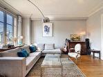 SAINT-CLOUD COTEAUX Appartement ancien Années 30 / 93m3 / 2 chambres 2/8