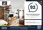 SAINT-CLOUD COTEAUX Appartement ancien Années 30 / 93m3 / 2 chambres 8/8