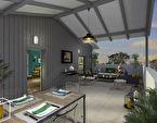 Dernier étage avec terrasse - Andernos les Bains 1/1
