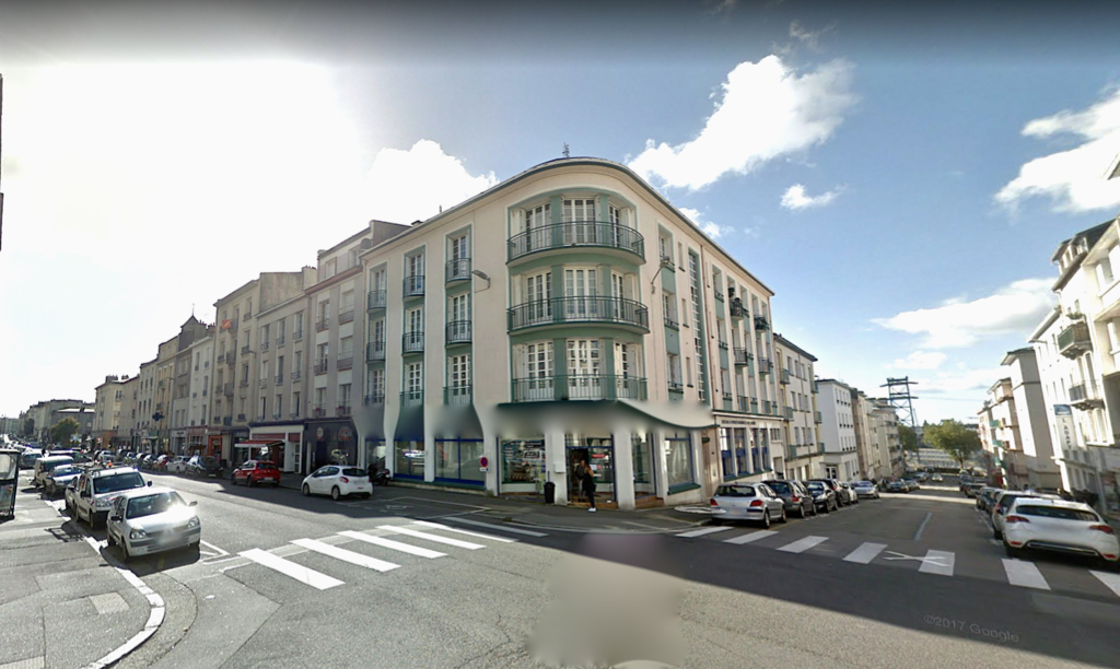 Local commercial Brest 590 m2