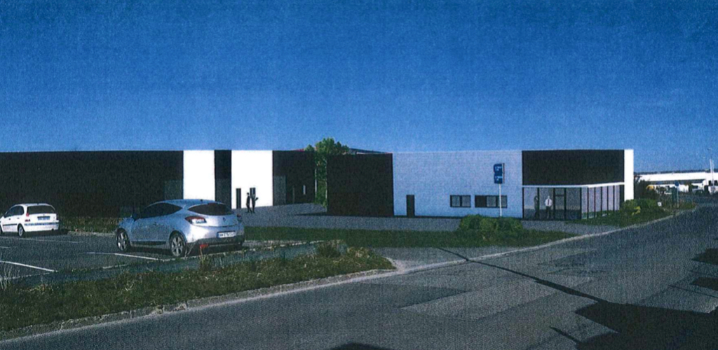 Local d'activité Gouesnou 594 m2