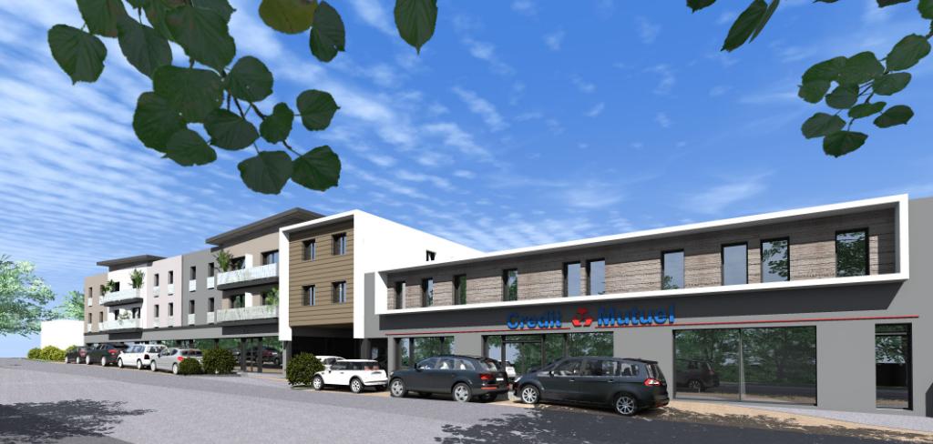 Locaux commerciaux  190 m²