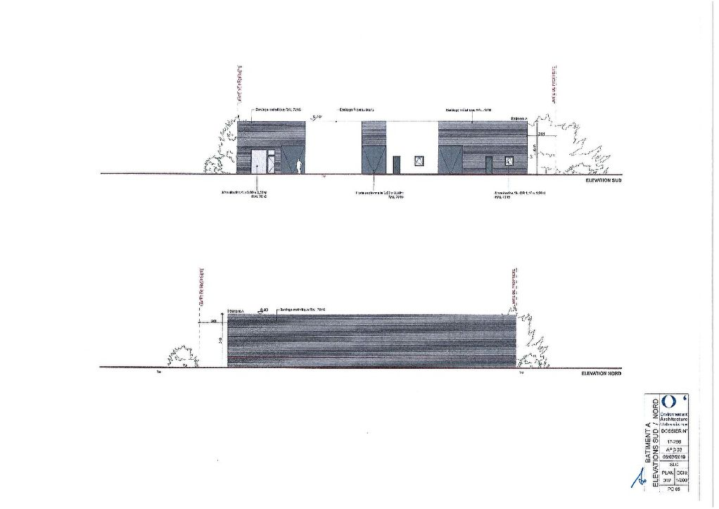 BREST Entrepôt 200m² Kergaradec