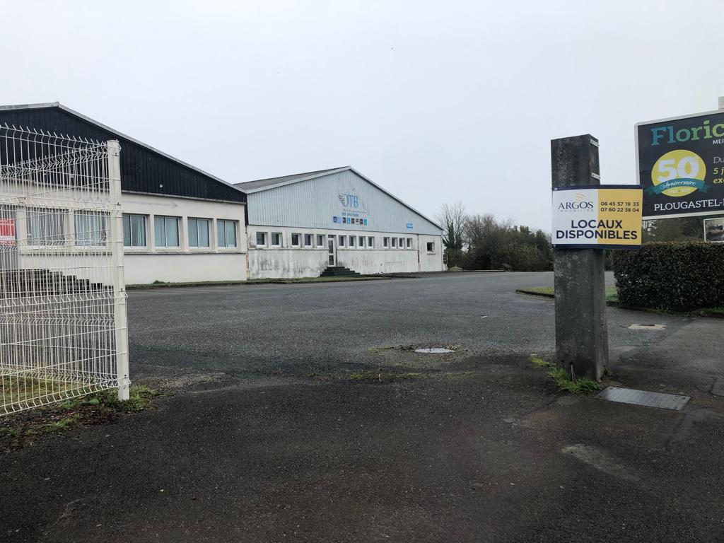 Local d'activité Landerneau 1500 m2