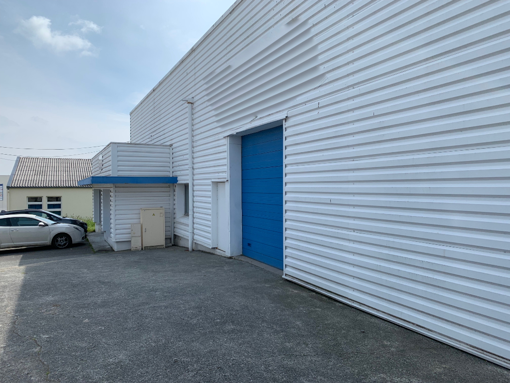 Entrepôt / local industriel Brest 350m2