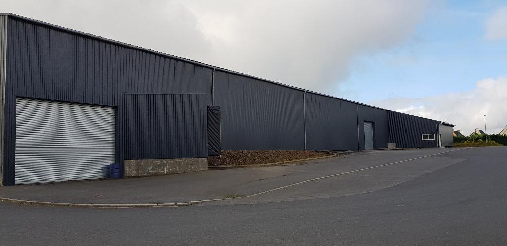 Entrepôt / local industriel Pencran 4200 m2
