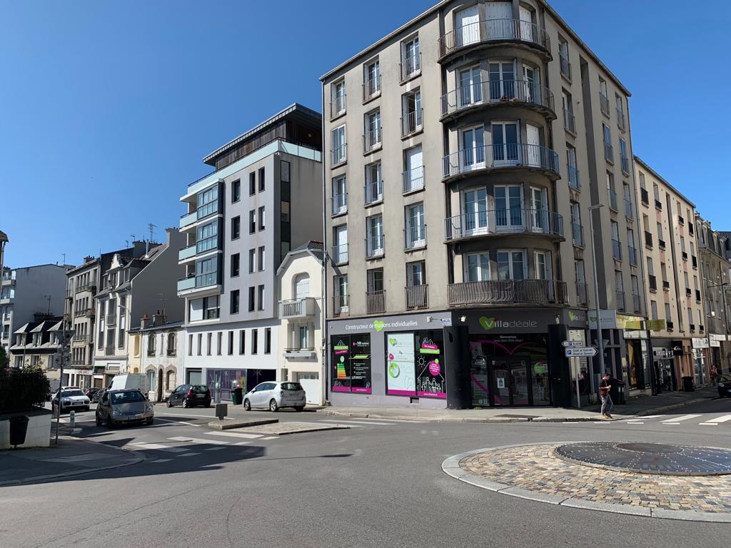 Local commercial Brest 2 pièce(s) 80 m2