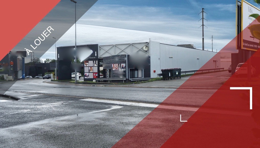 Brest Local commercial 967m2
