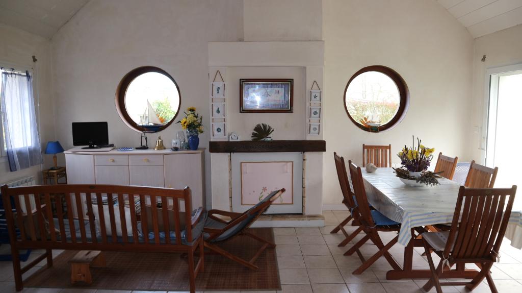 A VENDRE SAINT CAST LE GUILDO MAISON 3 chambres et studio indépendant
