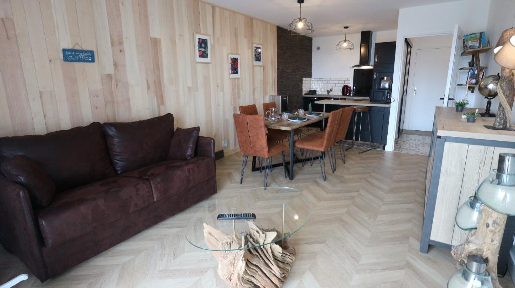 LOCATION VACANCES  : magnifique appartement VUE MER 4 personnes