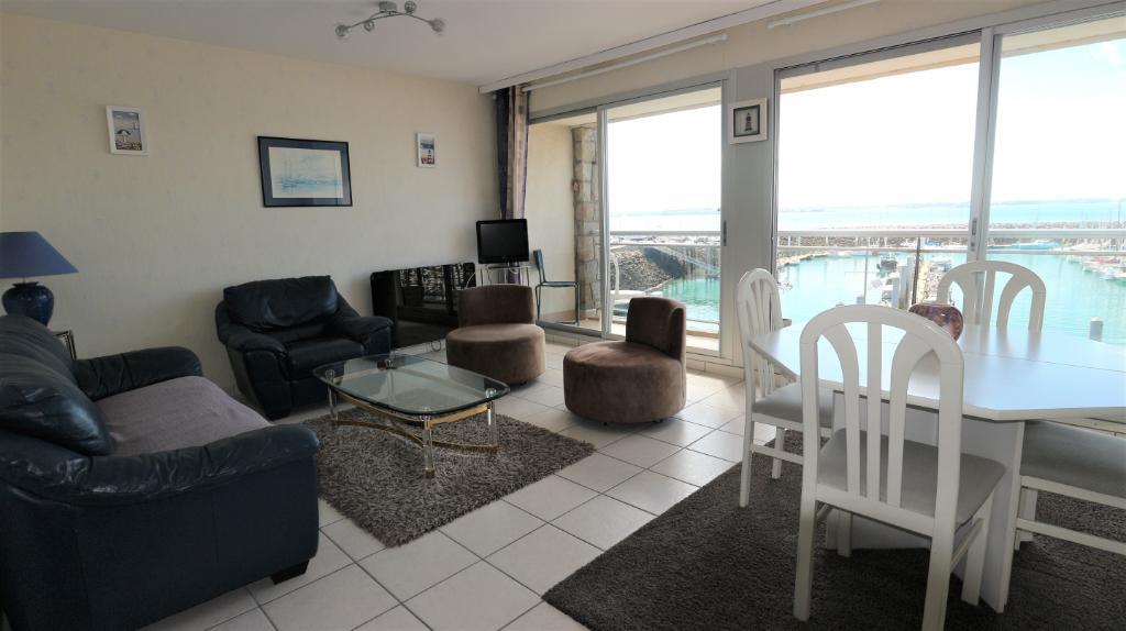 Location saisonnière - Appartement Saint Cast vue mer