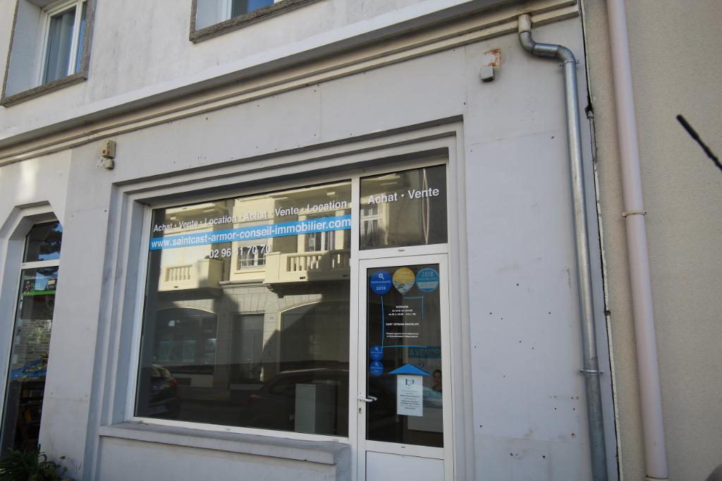 Local commercial à louer en plein centre du quartier des Mielles