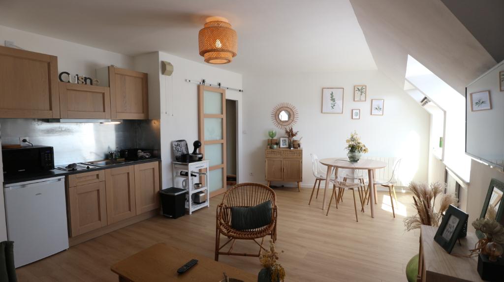 LOCATION VACANCES - Appartement  4 PERS - proche GRANDE PLAGE ST CAST